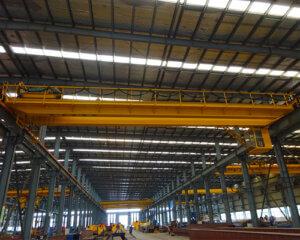 Double Girder Overhead Crane for Workshop