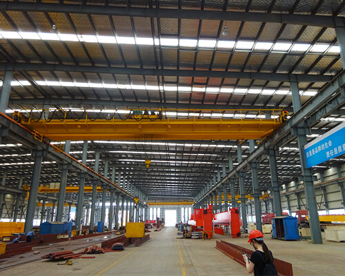 AQ-QD Double Girder Crane for Material Handling