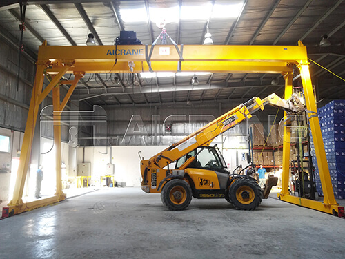 Gantry Crane Price