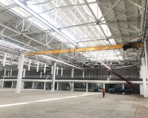 Under Running Crane Manufacturer