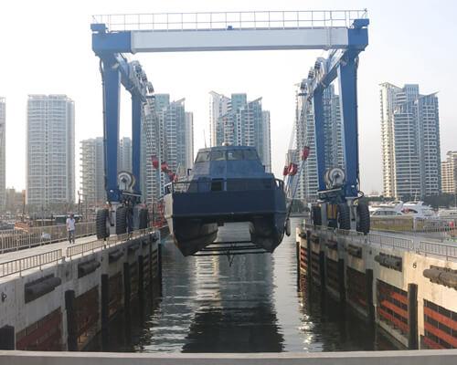 200 Ton Travel Lift Manufacturer