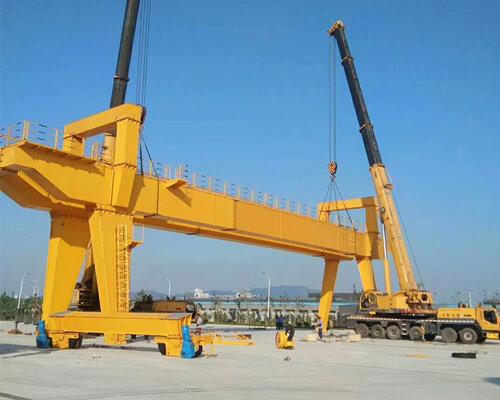 50 Ton Gantry Crane Supplier