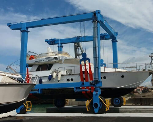 75 Ton Travel Lift for Sale