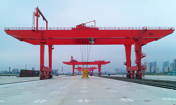 RMG Container Crane for Sale