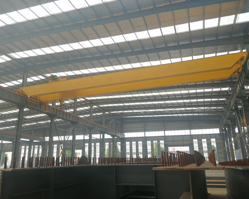 AQ-QDX European Double Girder Overhead Crane for Sale