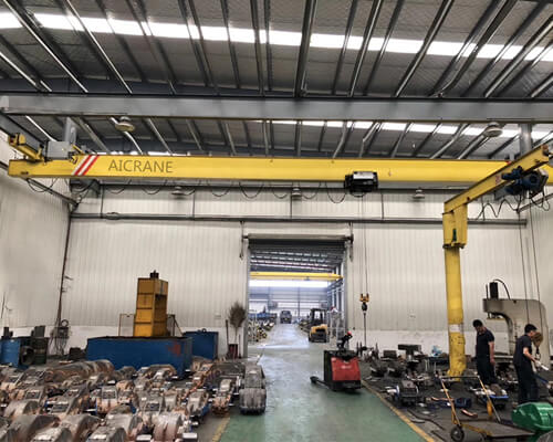 European Standard Underhung Crane for Sale