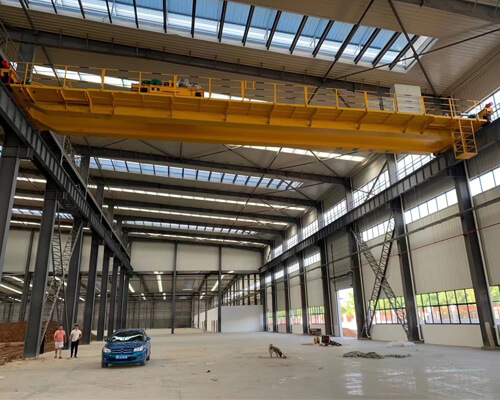 Double Girder Overhead Crane for Sale Australia