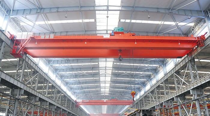 Large Capacity Overhead Crane Supplier