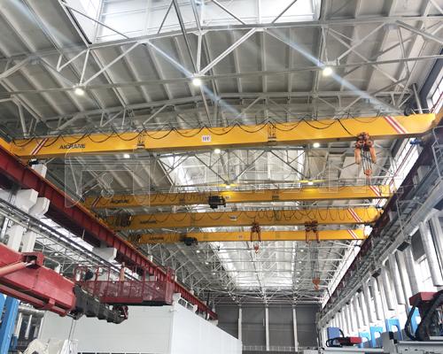 Custom Overhead Crane Manufacturer