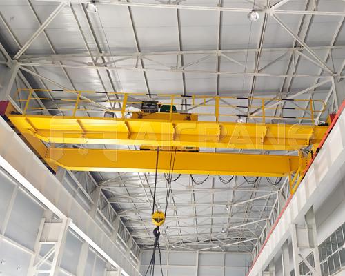 AQ-LH Hoist Double Girder Bridge Crane for Sale