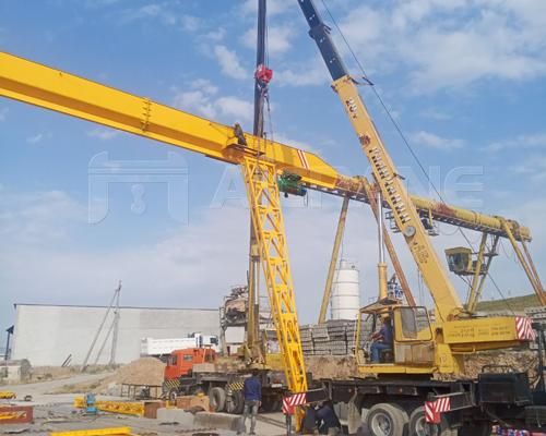 Gantry Crane Installation
