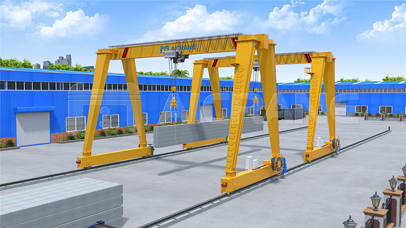 Custom Gantry Crane Design
