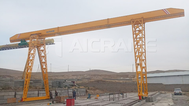 Aicrane Gantry Crane For Sale