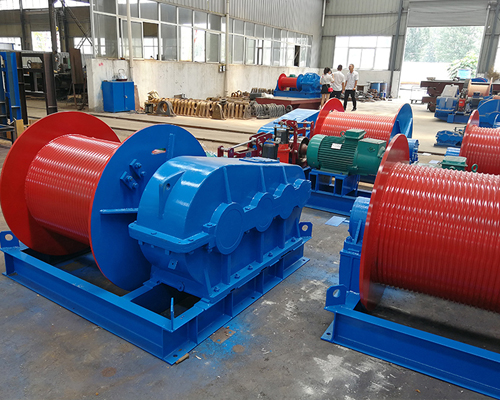 10 Ton Electric Winch for Sale