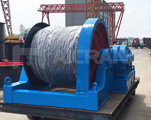 20 Ton Electric Winch Manufacturer