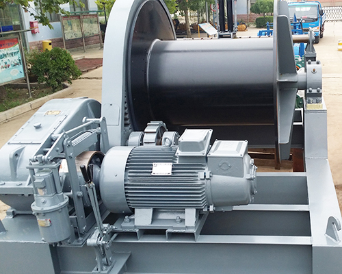 80 Ton Electric Winch for Sale