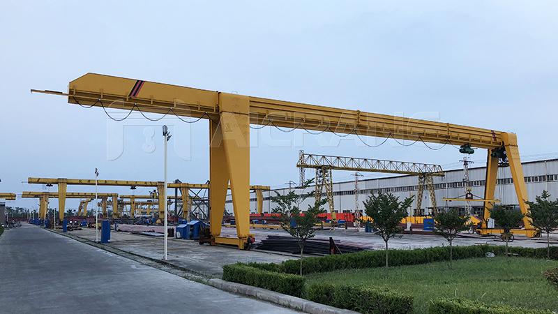 Aicrane Gantry Crane Factory