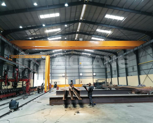 Workshop Overhead Crane Supplier