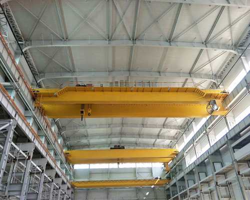 AQ-QDX European Double Girder Bridge Crane Manufacturer