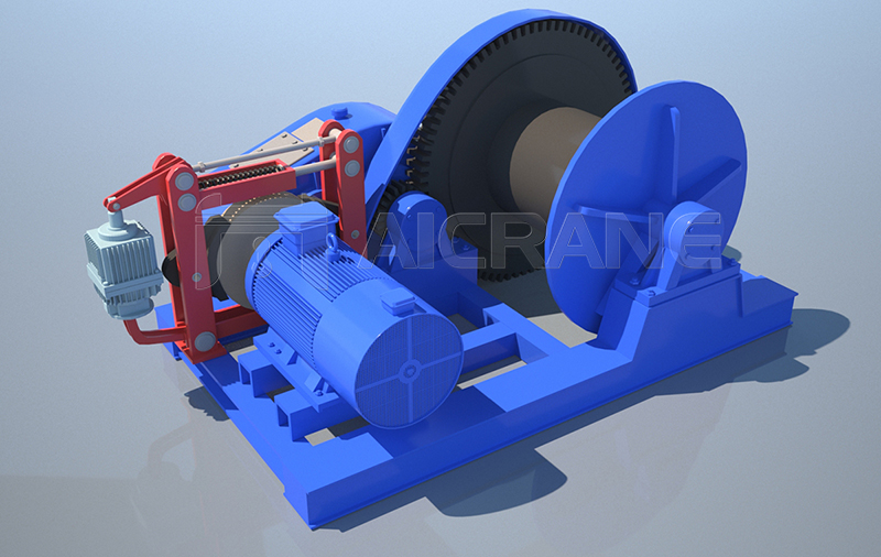 Construction Winch Systems