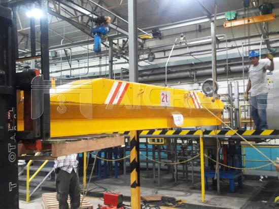 2T Underhung Hoist Bridge Crane For Sale