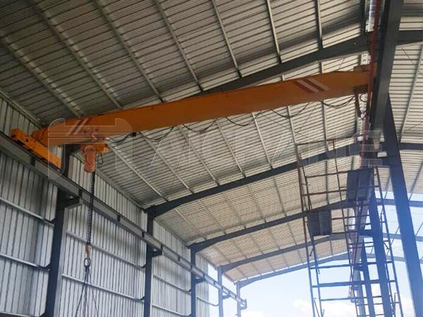 LD 5 Ton Single Girder Overhead Crane