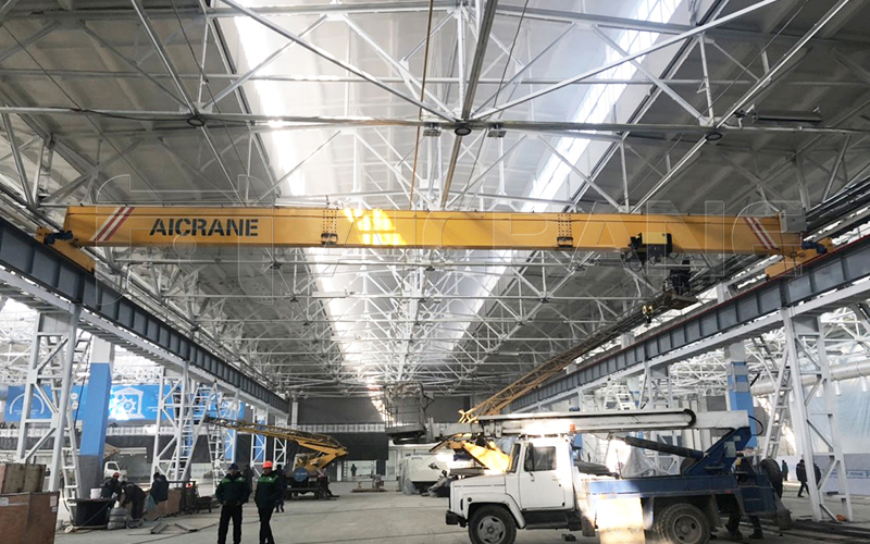 AQ-HD 10 Ton Bridge Crane Manufacturer