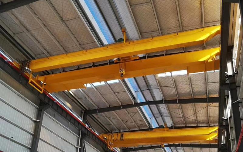 AQ-LH Double Beam Hoist Overhead Crane Cost