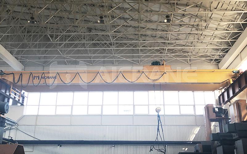 AQ-LH Warehouse Bridge Crane For Sale