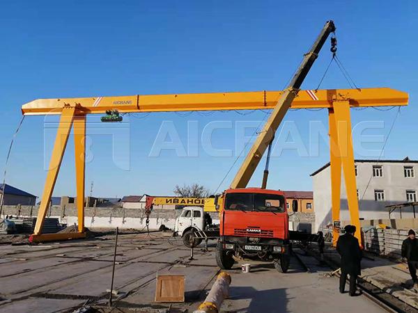 MH 10 Ton Gantry Crane For Sale