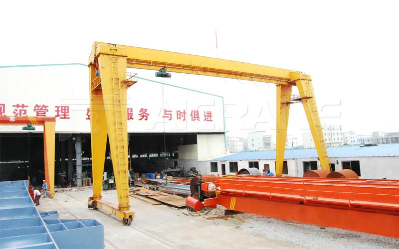 Single Girder 5 Ton Gantry Crane Price