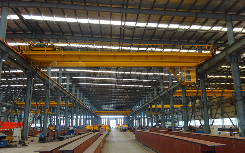 Overhead Crane for Warehouse