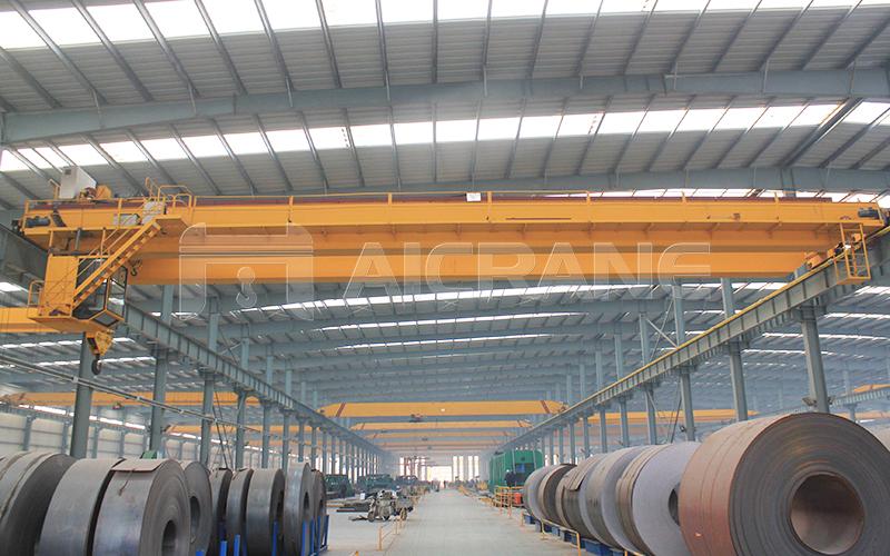 AQ-QDX European Type Overhead Crane for Warehouse