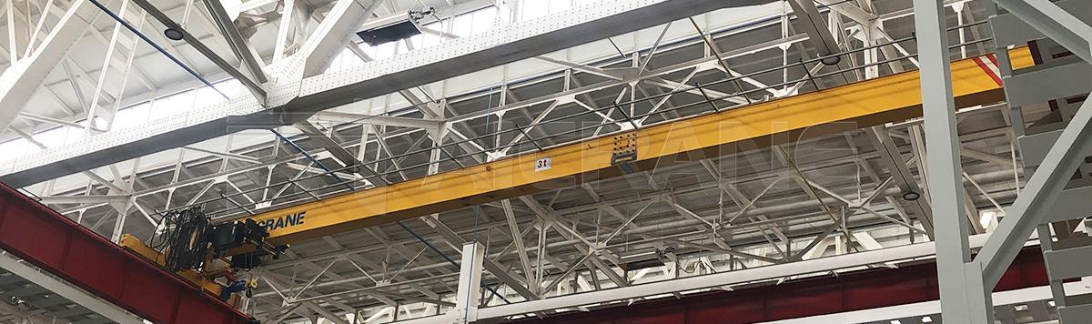 3 Ton Overhead Crane Supplier