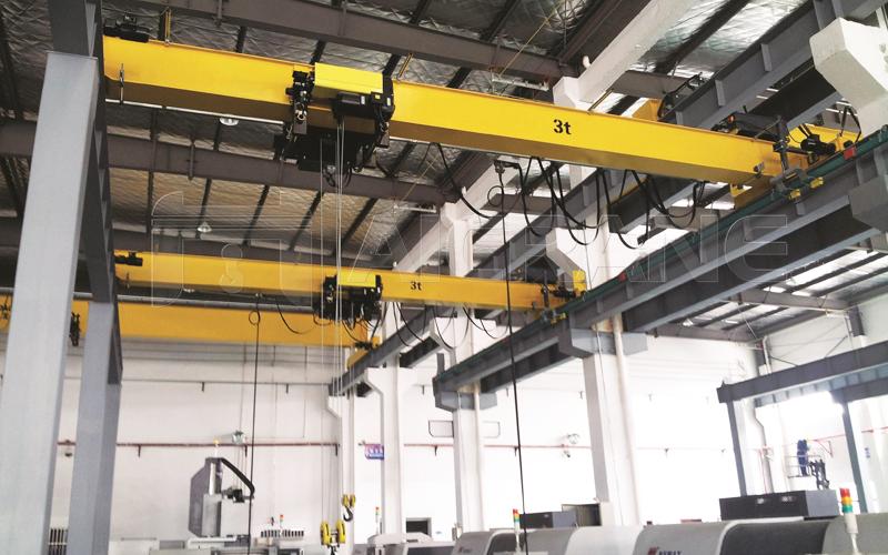 HD 3 Ton Bridge Crane For Sale