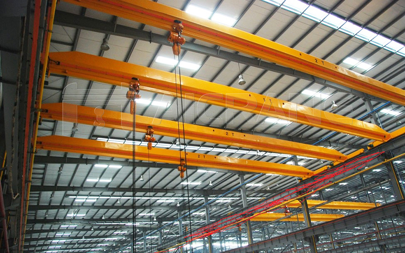 2 Ton Overhead Cranes For Sale