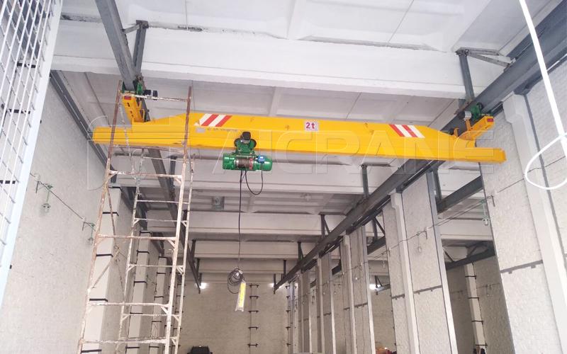 LX Underhung Crane 2 Ton Price