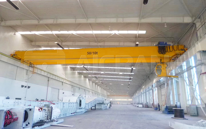 AQ-NLH European Type 50 Ton Crane For Sale