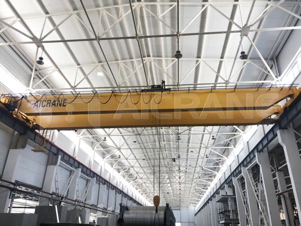 AQ-NLH European Hoist Double Girder Crane Manufacturer
