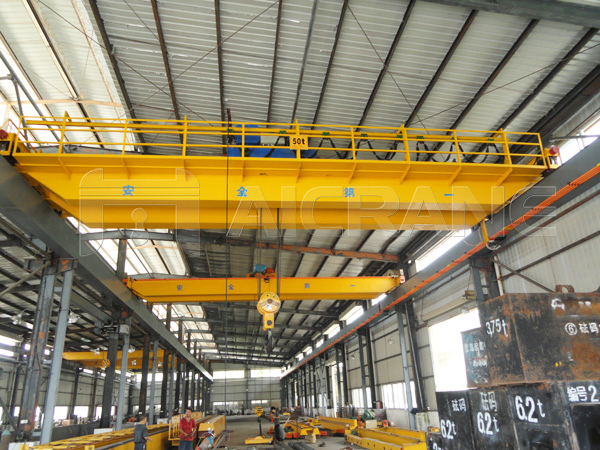 Top Running Bridge Crane Manufacturer