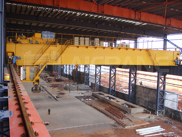 AQ-QDX European Style Double Girder Overhead Crane For Sale