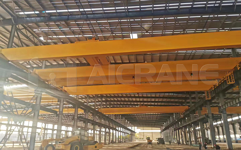 AQ-QDX European Standard 50 Ton Bridge Crane Price