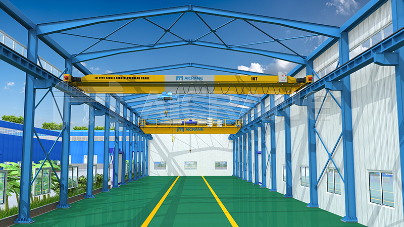 Workshop Overhead Cranes for Sale