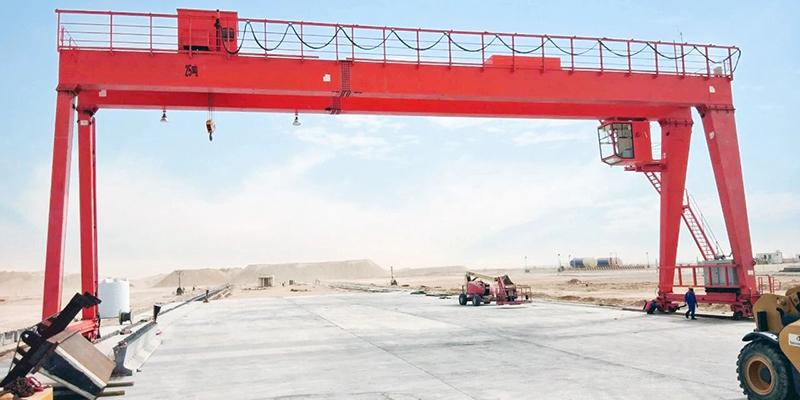 25 Ton Gantry Crane Manufacturer