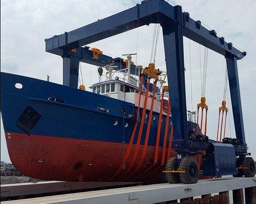 250 Ton Travel Lift For Sale