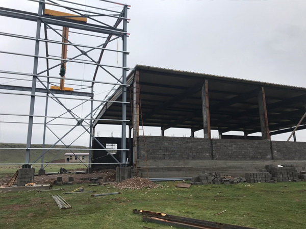 Steel Structure Warehouse Manufacturer