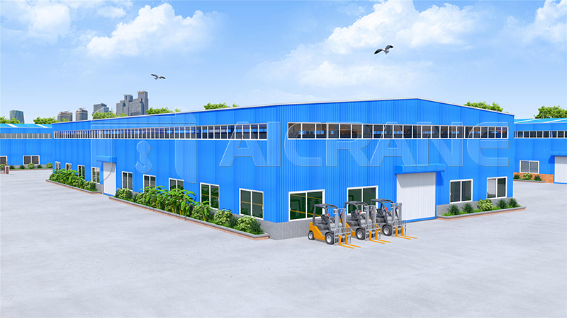 Steel Structures Manufacturer