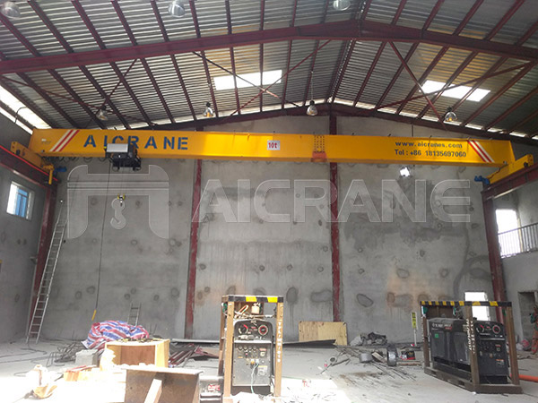 AQ-HD 10 Ton Overhead Crane For Sale Nigeria