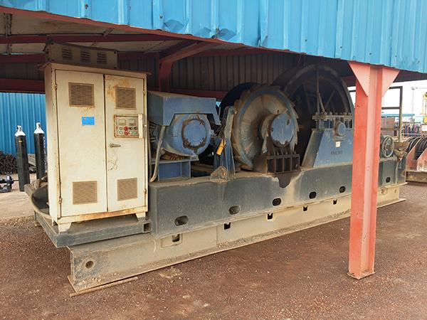 50 Ton Boat Slipway Winch Manufacturer