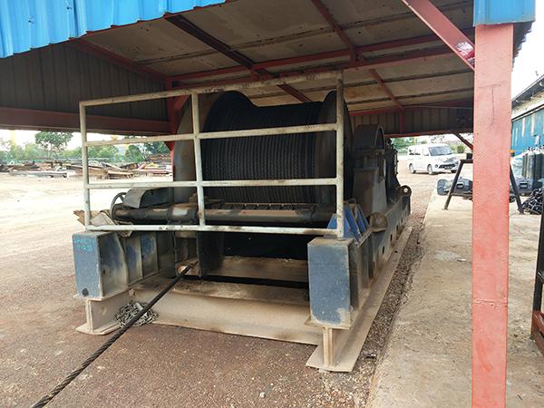 50 Ton Slipway Winch Manufacturer